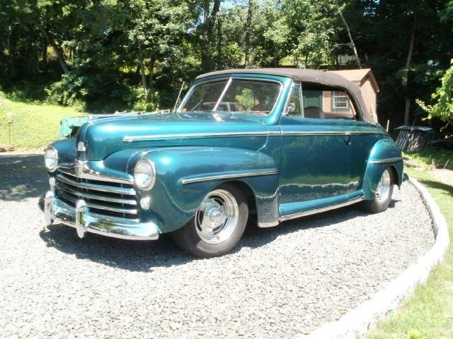 1948 Ford Convertible | 742550