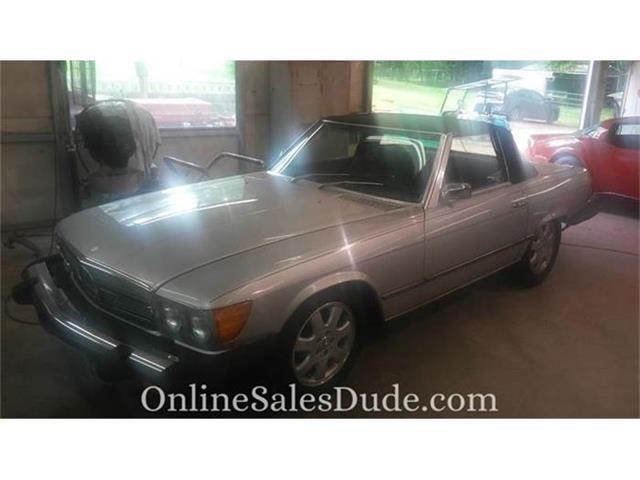 1976 Mercedes-Benz 450SL | 742624