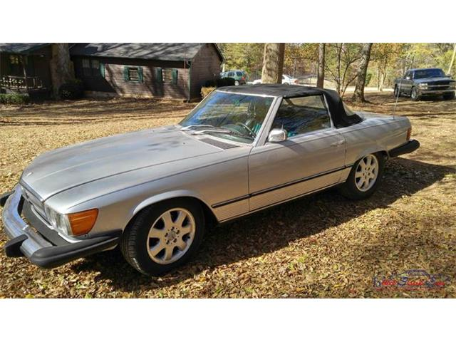 1976 Mercedes-Benz 450SL | 742624
