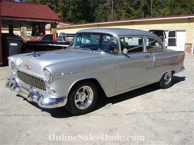 1955 Chevrolet Bel Air | 742637
