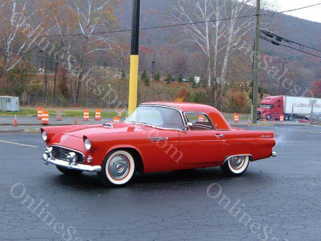 1955 Ford Thunderbird | 742656