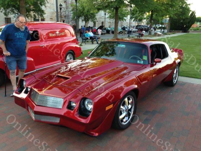 1981 Chevrolet Camaro | 742658