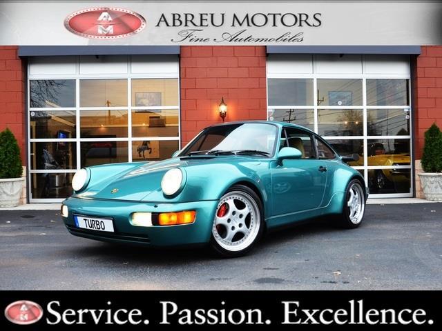 1994 Porsche 911 Turbo | 742673