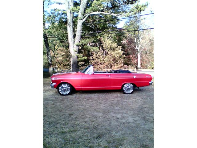 1963 Chevrolet Nova | 740269