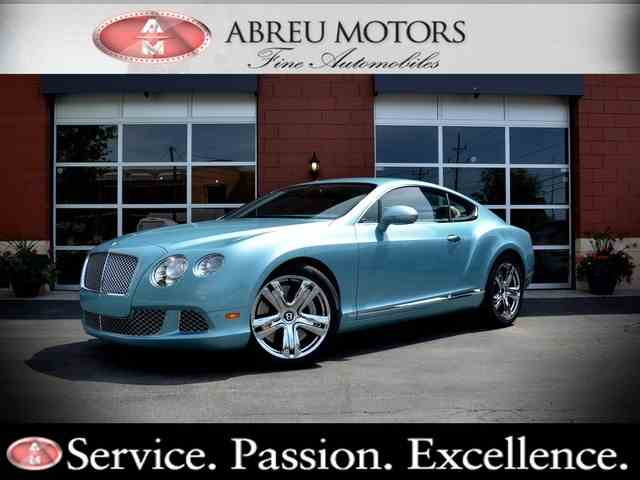 2012 Bentley Continental | 742710