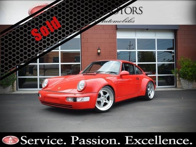 1991 Porsche 911 | 742734