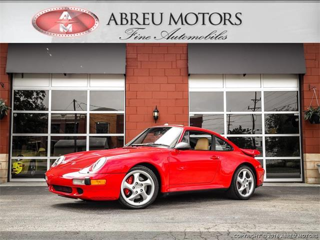 1996 Porsche 911 | 742910