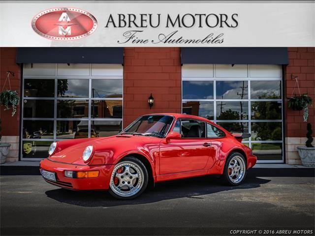 1994 Porsche 911 Turbo   742945