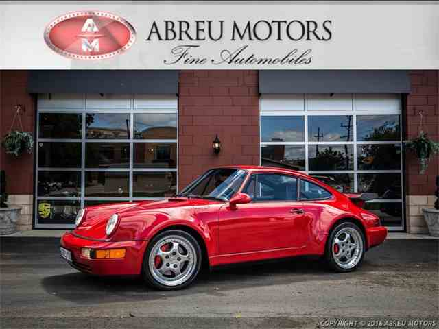 1994 Porsche 911 Turbo | 742945