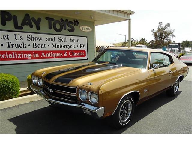 1970 Chevrolet Chevelle SS | 740298