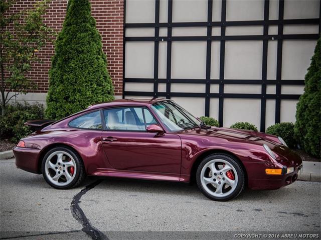 1996 Porsche 911 Carrera 4 | 743053