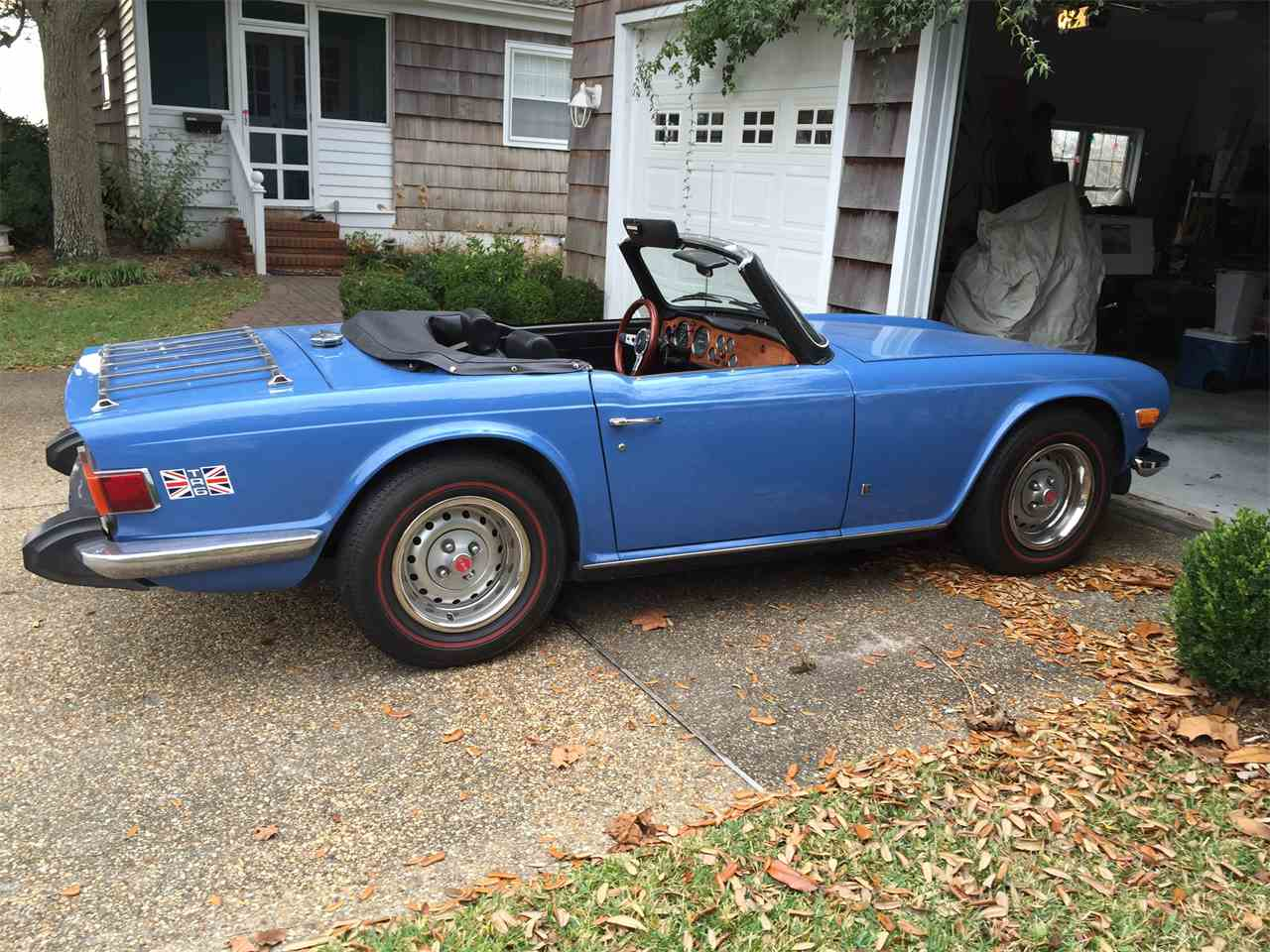 Large Picture of '74 TR6 - FXCL