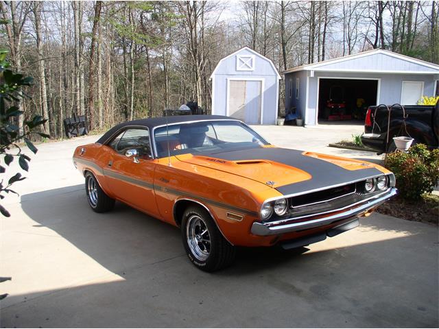 1970 Dodge Challenger R/T | 743073