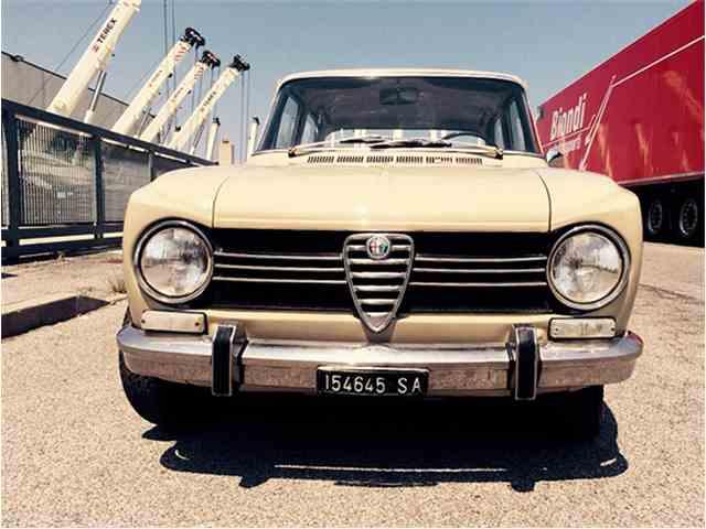1969 Alfa Romeo Giulia | 743082