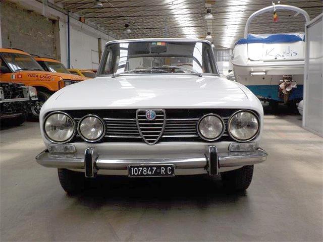 1970 Alfa Romeo Berlina | 743084