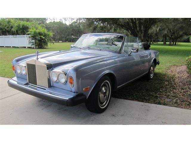 1981 Rolls-Royce Corniche | 743091