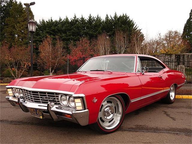 1967 Chevrolet Impala | 743112