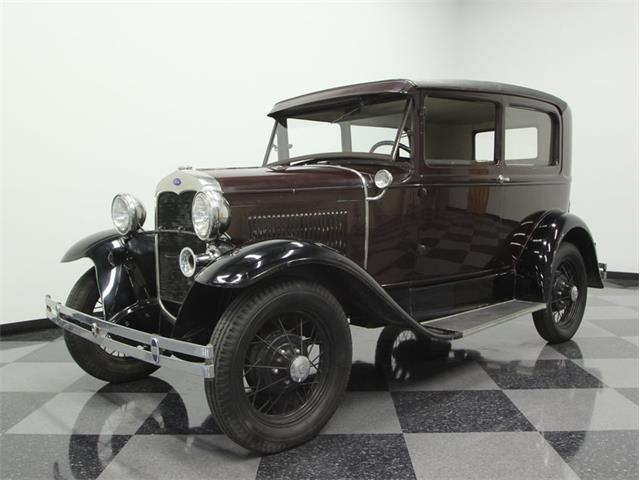 1930 Ford Model A | 743115