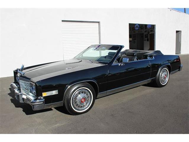 1985 Cadillac Eldorado | 743123