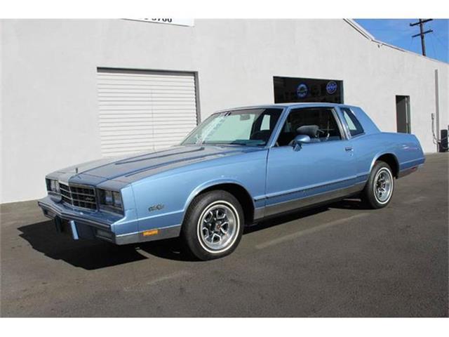 1984 Chevrolet Monte Carlo | 743125