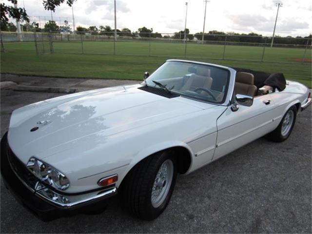 1989 Jaguar XJS | 743161