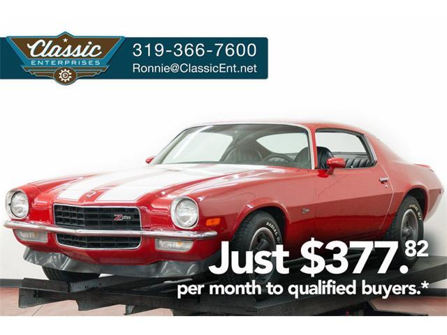 1972 Chevrolet Camaro Z28 | 743173