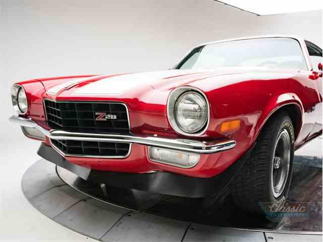 1972 Chevrolet Camaro | 743173