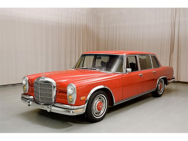 1969 Mercedes-Benz 600 | 743249