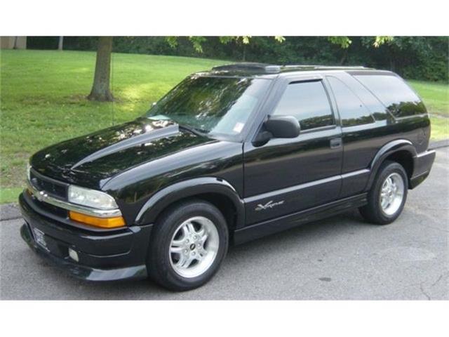 2001 Chevrolet S10 | 743265