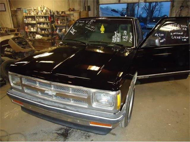 1993 Chevrolet S10 | 743276