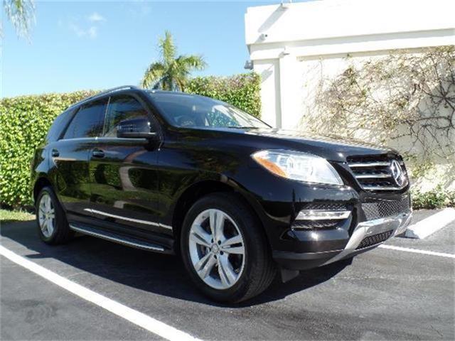 2013 Mercedes-Benz ML350 | 743350