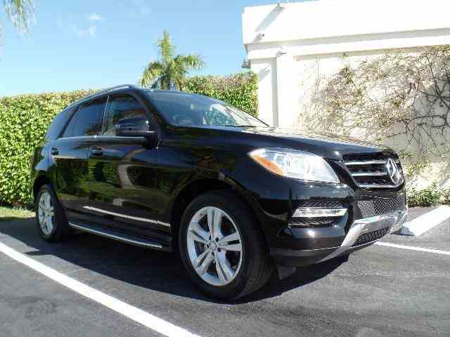 2013 Mercedes-Benz ML350 | 743350