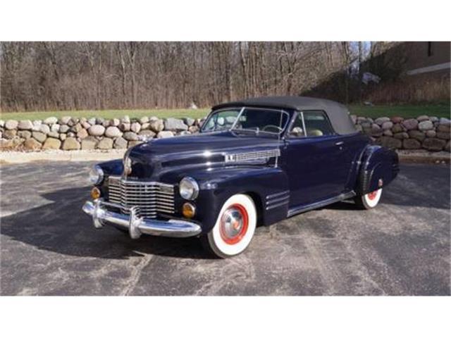 1941 Cadillac Series 62 | 743379