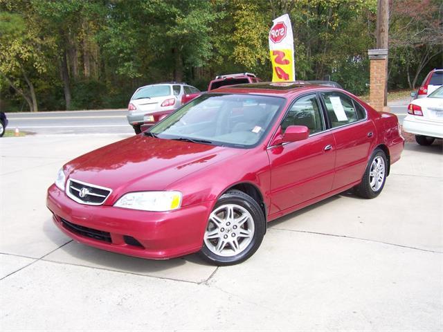 2000 Acura TL 3.2l Premium | 743382