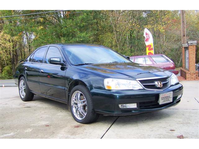 2002 Acura TL 3.2l S Premium V6   743383