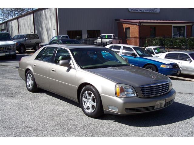 2002 Cadillac Deville Premium 4.6l | 743388