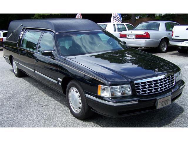 1998 Cadillac Hearse   743391