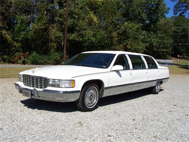 1995 Cadillac Fleetwood | 743393