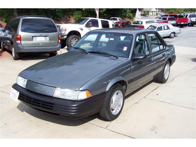 1992 Chevrolet Cavalier 2.2l Sedan | 743395