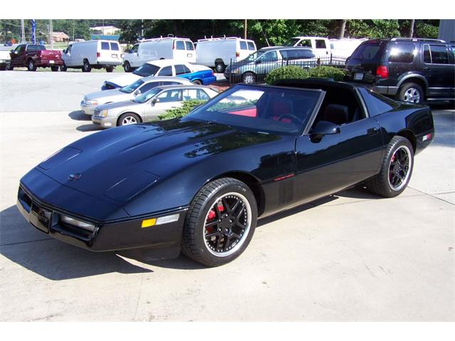 1988 Chevrolet Corvette 5.7l Coupe | 743396