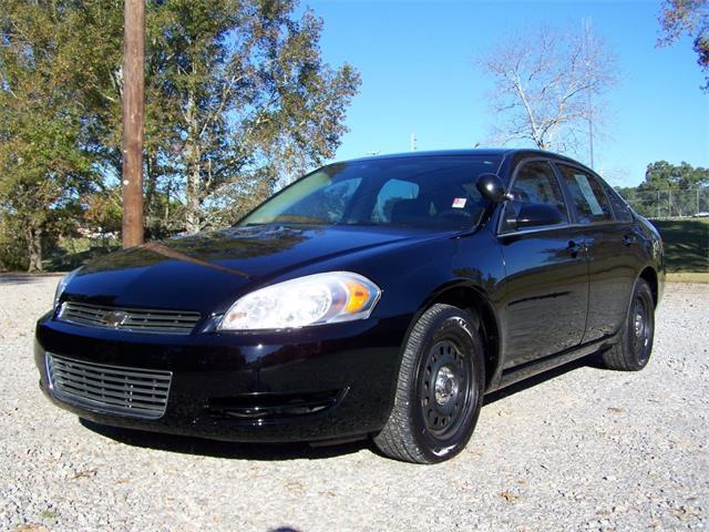 2008 Chevrolet Impala LS Police PKG   743399