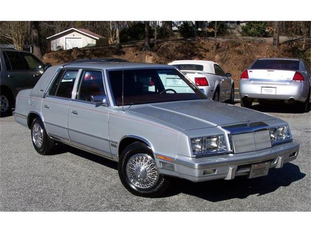 1987 Chrysler New Yorker   743401