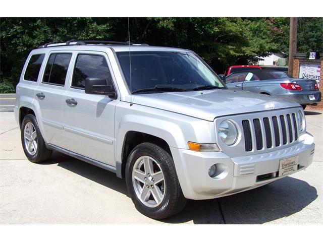 2007 Jeep Patriot | 743437