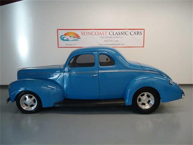1940 Ford Deluxe | 740344