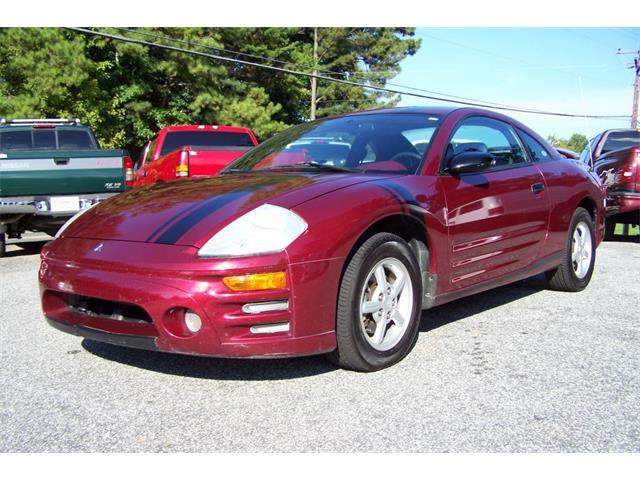 2003 Mitsubishi Eclipse RS Coupe 5sp | 743448