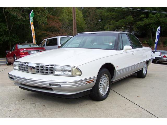 1991 Oldsmobile 98 Regency Elite V6 | 743453