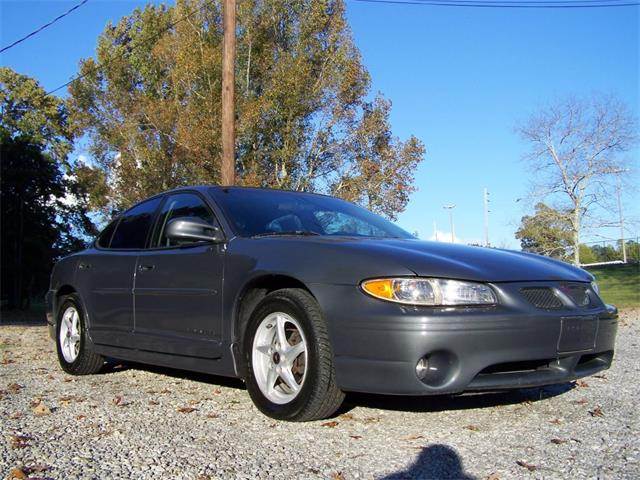 2002 Pontiac Grand Prix GT Sedan | 743457
