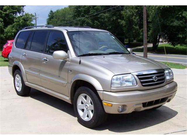 2003 Suzuki XL7 | 743462