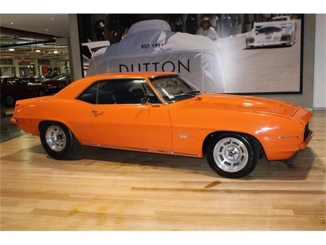 1969 Chevrolet Camaro | 743473