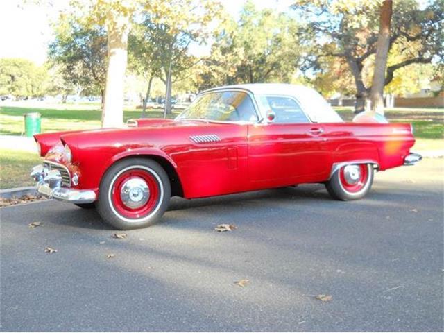 1956 Ford Thunderbird | 743485